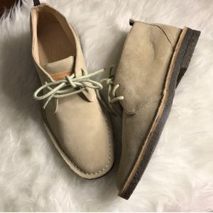 Coach   Tan Anthony Suede Chukka Boots Shoes 9